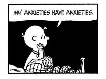 anxiety has anxieties